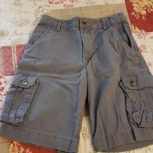 Cargo shorts, size 12